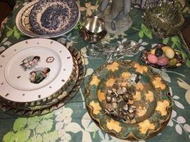 Decorative Serving Pcs