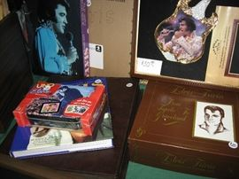 Elvis games and puzzles