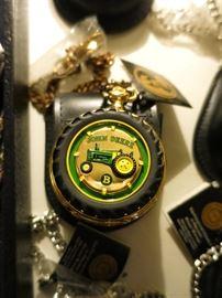 A Closer Look At The John Deere Franklin Mint Pocket Watch