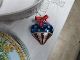 Waterford Patriotic Heart