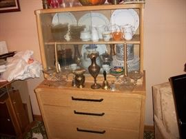 1950's china cabinet