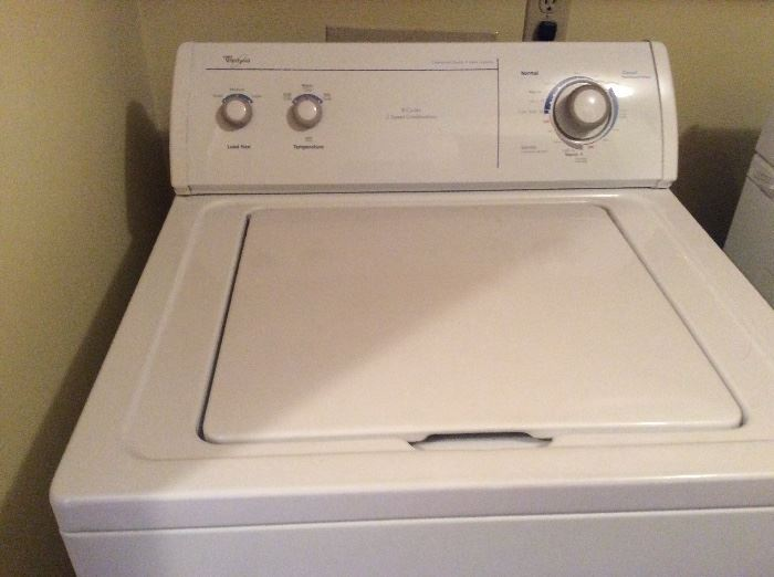 Whirlpool washer - great condition - works well