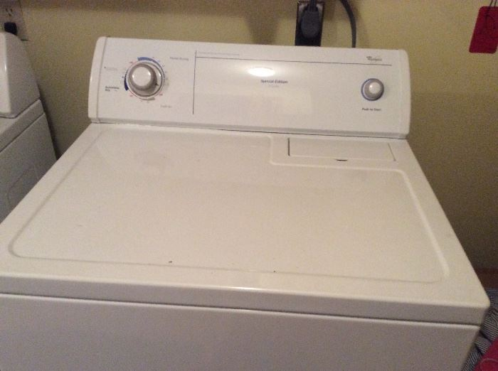 Whirlpool dryer - good condition, works well