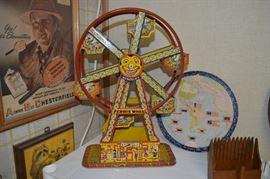 Ferris Wheel, Living Room, see video