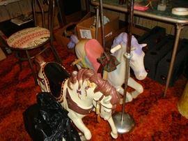 amusement horse