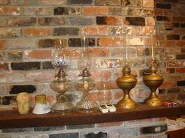 oil lamp(are more)