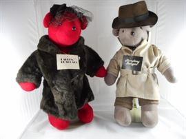 """V.I.B. Collection """"Humphrey Beargart & Lauren Bearcall"""""""