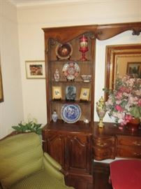 Wall unit Not for Sale