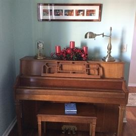 Yamaha Upright Piano (like new)