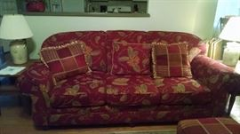 This couch is in perfect condition and is super comfortable!!