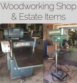 Woodshop medium