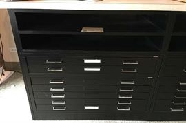 Mayline flat file storage shown in original application