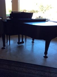 "Gorgeous baby grand ""Boston"" by Steinway"