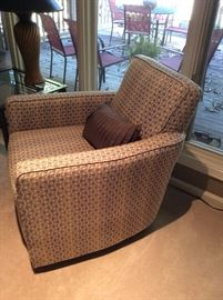 Designer club chair