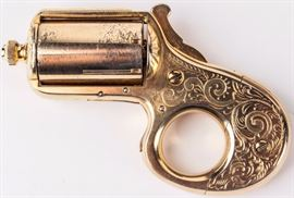 Lot 317 - Firearm Reid Knuckleduster Derringer