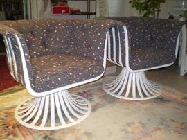 Woodard, matching chairs