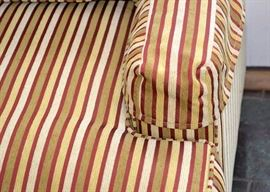 Close-Up of Drexel Heritage Chair Fabric