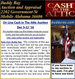 Auction 78 Cash in the Attic