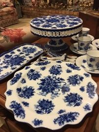 Beautiful Blue & White Pieces