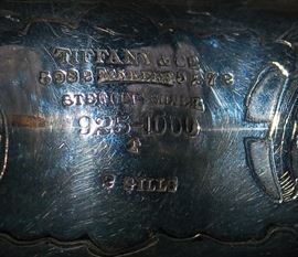 Flask Tiffany Hallmark
