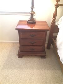 Solid Cherry Nightstands