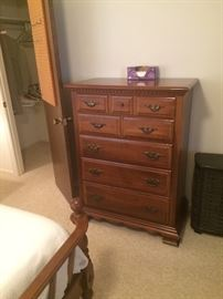 Solid Cherry Chest of Drawers