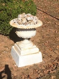 Second Urn or Planter