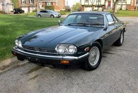 1987 Jaguar XJS Passenger Car, 50376 Miles, VIN # SAJNV5847HC137654