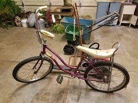Vintage Schwinn Girls bike