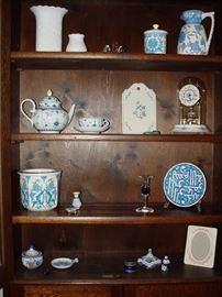 English Bookcase Upper