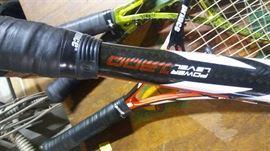 Prince tennis raquets