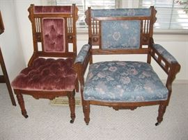 Antique Chairs....