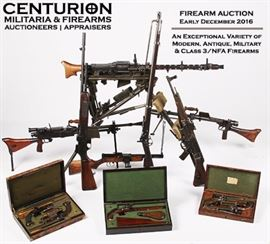 Firearm Auction December 2016 Primary