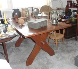 Period Sawback table