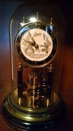 VINTAGE  SCHATZ ANNIVERSARY CLOCK
