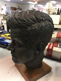 Kennedy Head bust
