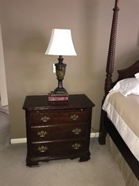 """STANLEY NIGHTSTANDS( 2 AVAILABLE) 32""""LONG X 17"""" DEEP AND 30"""" TALL"""