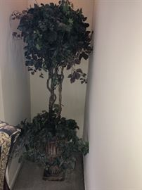 FAUX POTTED TOPIARIES-2 AVAILABLE