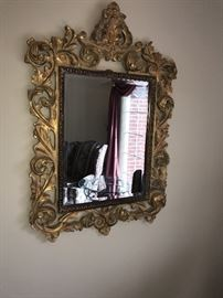 ORNATE MIRRORS-2 AVAILABLE