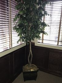 FAUX POTTED TREE