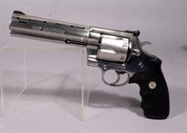 "Custom Shop Colt Anaconda Model MM3060MP, .44 Magnum, 6"" Stainless BBL, SN# MM47898, Magna Ported From Colt Custom Shop, Original Box, Colt Hard Case, Less Than 30 Rds Fired"