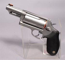 "Taurus ""The Judge"" Revolver, .410GA/.45LC, SN# GM736435, In Box"