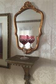 Mirrors & home decor