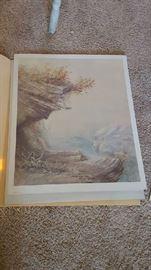 Ben Hampton print Appalachian Trail