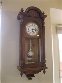 Howard Miller Grandfather wall clock