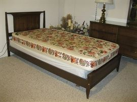 Mid Century bedroom set by Basset