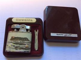 "Rowenta lighter -- ""Gibraltar - The Rock"""
