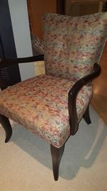 Paris Arm Chair Set of 2
