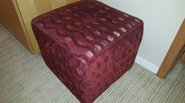 Decorative foot stool