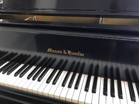 Mason & Hamlin Model A Grand Piano.  Flawlessly maintained piano from 1930.  This piano is available for purchase immediately.  Please call for info.